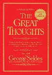 The Great Thoughts of The World book by George Seldes