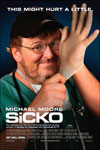 poster of Michael Moore's Sicko movie
