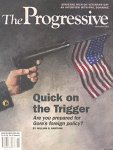 The Progressive Magazine [est. 1909] subscription