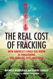 Real Cost of Fracking book by Michelle Bamberger & Robert Oswald