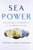 Sea Power book by Admiral James Stavridis