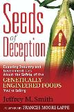 Seeds of Deception book by Jeffrey M. Smith