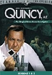 'Quincy, M.E.' TV series on DVD