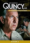 'Quincy, M.E.' TV series on DVD - season 6