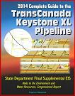 TransCanada Keystone XL Pipeline Final Supplemental EIS Report in Kindle format from U.S. government