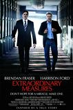 Extraordinary Measures movie starring Harrison Ford & Brendan Fraser