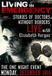 Living in Emergency Live roadshow program hosted by Elizabeth Vargas