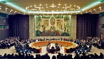 photo from the 1992 Summit of the United Nations Security Council