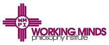 logo for the Working Minds Philosophy Institute (graphic by Charles Mourat of Australia 3/2007) which will be a [501(c)3] non-profit entity